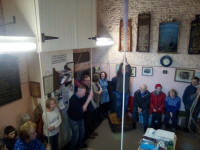 Ringing at Woodbridge for South-East District Practice.