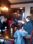 In The Black Country Arms after ringing.