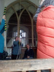Ringing at Bredfield on the Pettistree QP Day.