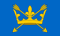 Suffolk flag.