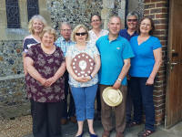 Winning Hollesley Band + support!
