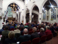 2019 Suffolk Guild AGM in St Matthew's Church.