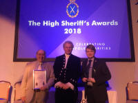 High Sheriff's Awards.