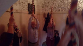 Ringing at Wilby on Pettistree Outing.