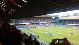 Portman Road in all its glory.
