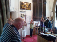 Rambling Ringers at Mancroft.