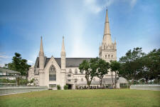 St Andrew's Cathedral, Singapore.