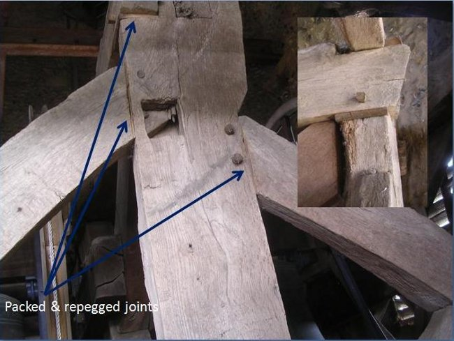 Bellframe Repair
