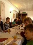 Lunch at The Worlds End in Mulbarton.