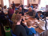 Picnics & Quizzes at Thornham Magna on the Guild Social.