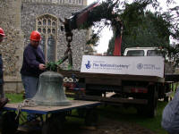 Bardwell, Bells on Lorry
