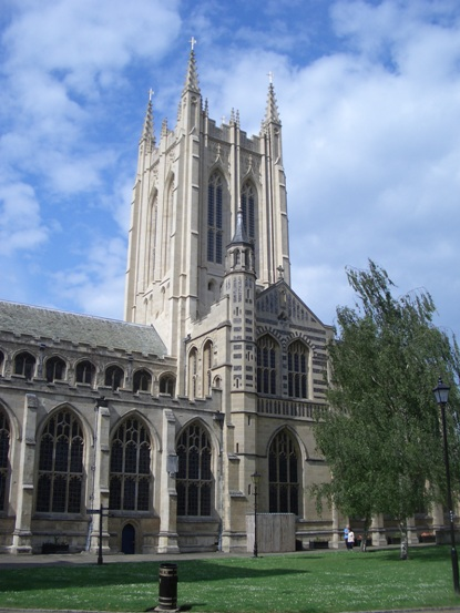 Photo of Cathedral Church of St James & St Edmund, Bury St Edmunds