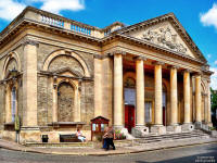 The Corn Exchange.