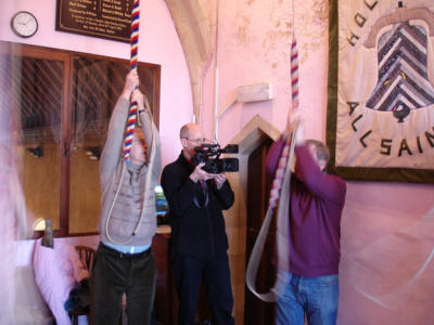 Picture of Sunday Service Ringing at Hollesley