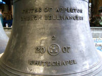 New Bell for Ixworth