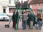 Picture of Mini Ring on the Market Hill, Woodbridge