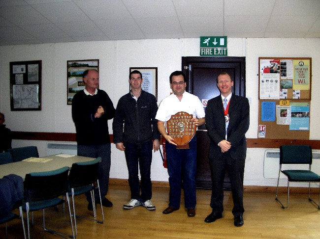 Mitson Shield Presentation