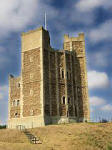 Orford Castle.