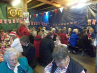 Pettistree Jubilee Lunch.