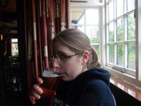 Ruthie in The Wissett Plough.