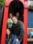 How many ringers can you fit into a sentry box?