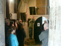 Ringing at Debenham.