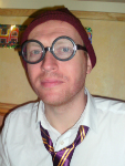 Me as Harry Potter. Or Benny Hill. Or Where's Wally.
