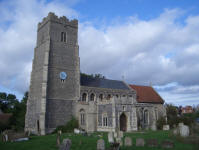 Picture of St Mary, Badwell Ash.