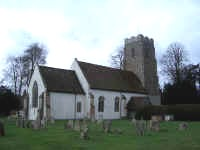 Brandeston Church