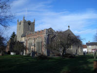 Picture of St Mary the Virgin, Bures.