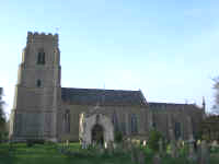 Picture of St Mary, Buxhall.