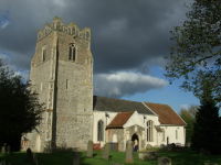 Picture of St Peter, Cretingham.