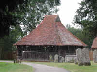 Picture of St Mary the Virgin, East Bergholt.