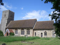 Picture of St Mary the Virgin, Edwardstone.