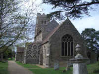 Picture of St John  the Divine, Elmswell.