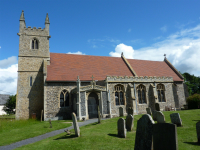 Picture of All Saints, Fornham All Saints.