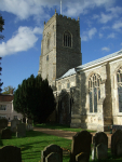Picture of St Michael and All Angels, Framlingham.