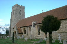 Picture of St Andrew, Freckenham.
