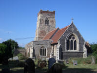 Picture of St Mary, Harkstead.