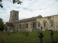 Picture of SS Peter and Paul, Kedington.