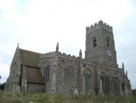 Picture of St Mary, Kersey.