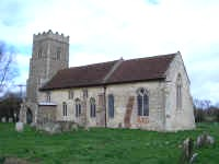 Picture of St Andrew, Kettleburgh.