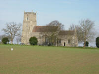 Picture of St Mary, Market Weston.