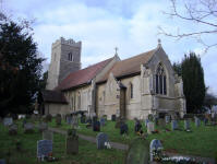 Picture of St Mary, Martlesham.