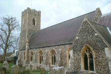 Picture of St Michael, Peasenhall.