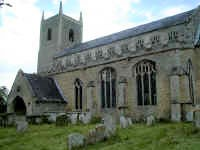 Picture of St Mary the Virgin, Redgrave.