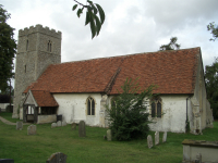 Picture of St Mary, Somersham.