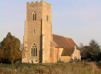 Picture of St Mary the Virgin, Tattingstone.