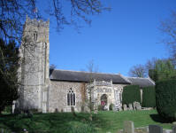 Picture of St Mary Magdalene, Thornham Magna.