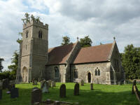 Picture of St Andrew, Timworth.